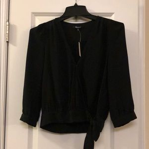 Madewell blouse NWT